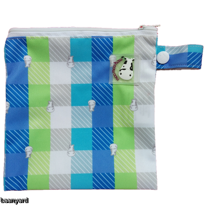 Wet Bag XS - Checkers
