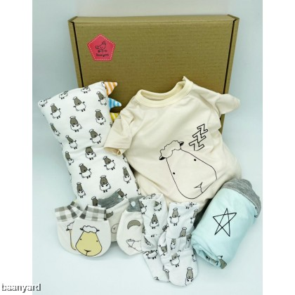 Premium Newborn Set - Girl